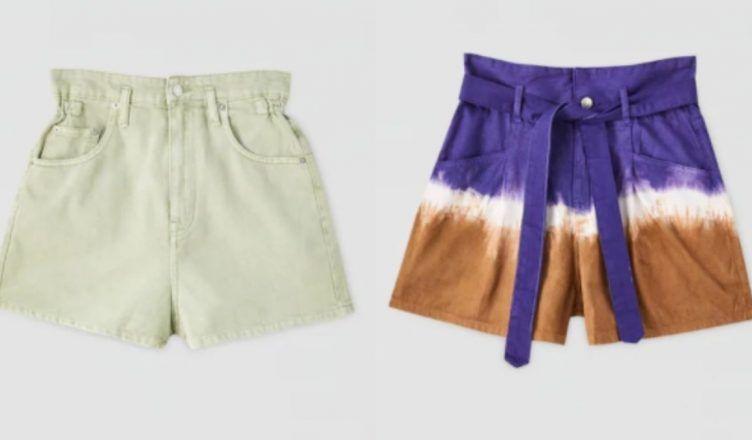 Pantalones cortos de Pull and Bear para el Verano 2020