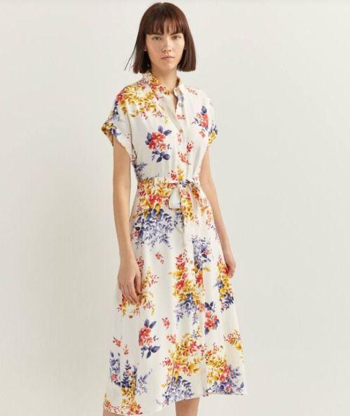 Vestidos de flores de Springfield para el Verano 2020