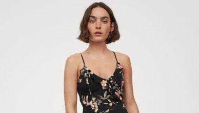 Vestidos largos de H&M para el Verano 2020: cómodos y bonitos