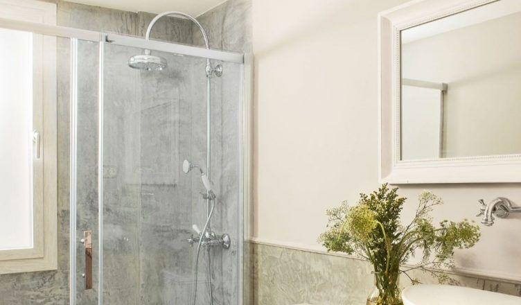8 ideas para decorar un baño pequeño con ducha
