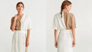 Esta es la falda de Mango que vestirán este verano todas las expertas en moda