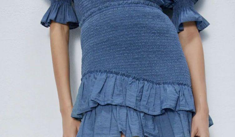 Faldas cortas de Zara para el Verano 2020: ¡a la última!