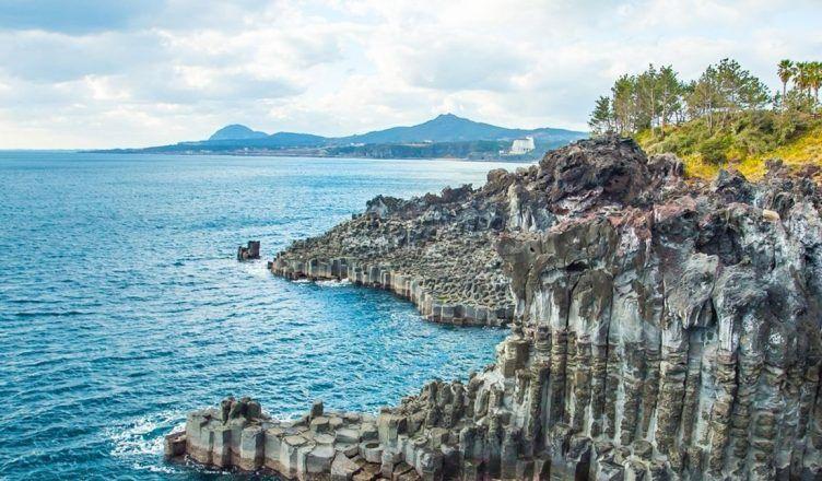La isla de Jeju, un lugar paradisíaco donde se recogen los ingredientes de la cosmética coreana