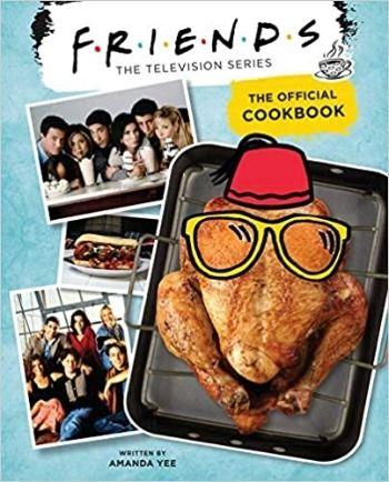 Libro de recetas de Friends