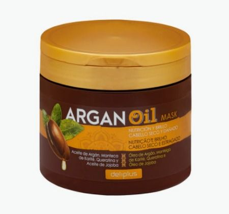 Mascarilla Argan Oil