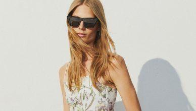Este vestido de flores de la nueva colección de HM es para morir de amor