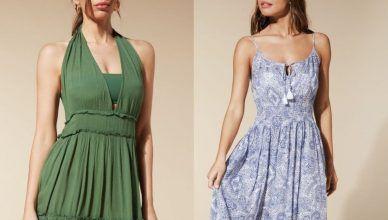 Los vestidos de playa de Calzedonia más cómodos y bonitos