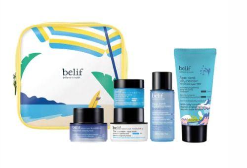 Aqua Bomb Surf Travel, el mejor kit de Sephora para tus vacaciones