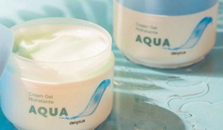 Descubre la nueva crema hidratante aquagel de Mercadona