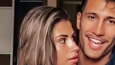 Gianmarco Onestini y Jennifer Baldini, la nueva pareja del verano