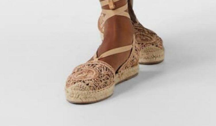 Zapatos planos de Stradivarius perfectos para el otoño