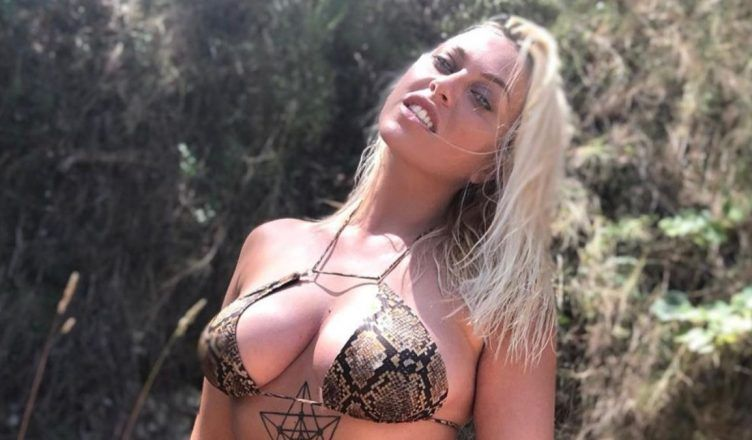 Daniela Blume confiesa que ha llegado a ganar 20.000 euros al día en OnlyFans