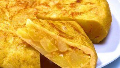 El truco definitivo para que la tortilla de patatas quede más jugosa
