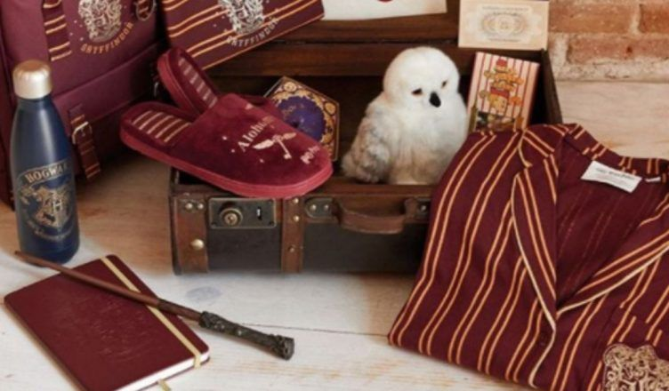 La colección de Harry Potter de Women'secret es espectacular