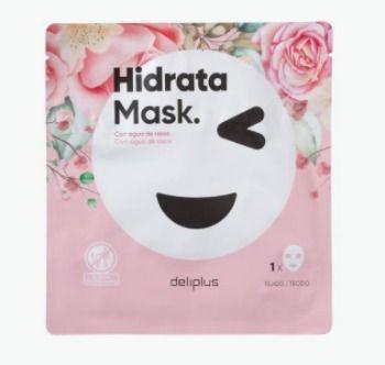 Mascarillas faciales de Mercadona - Aguas de rosas