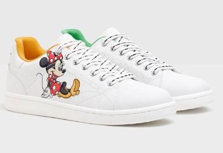 Zapatillas Mickey & Minnie