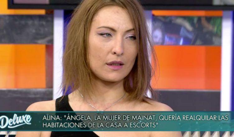 Alina (Caso Mainat) asegura que Ángela quiso convertir la casa en un prostíbulo