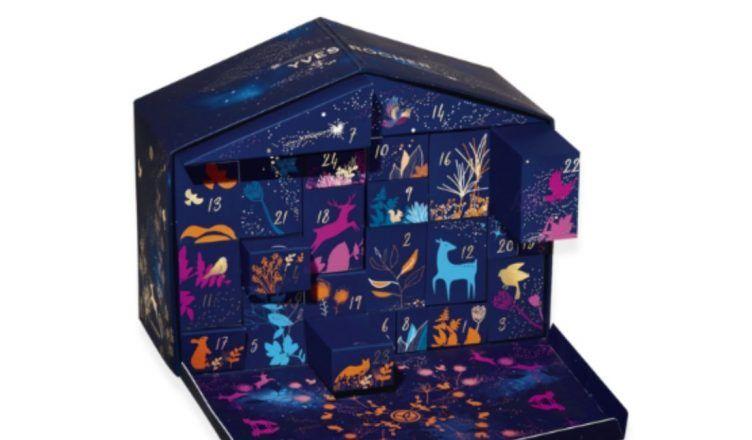 Así es el Calendario de Adviento de Yves Rocher 2020: ¡un jardín mágico!