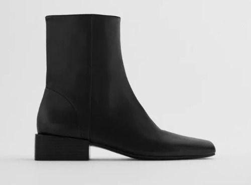 Botines planos de Zara para el Otoño 2020: estilo y comodidad