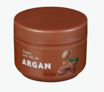 Crema corporal de aceite de argán