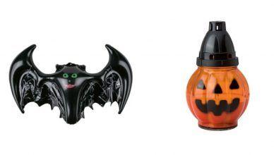 Decoración de Halloween en Lidl en 2020: esqueleto inflable, guirnalda de LED...