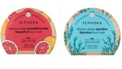 Descubre las 8 mascarillas veganas de Sephora: calmante, refrescante, anti-polución...