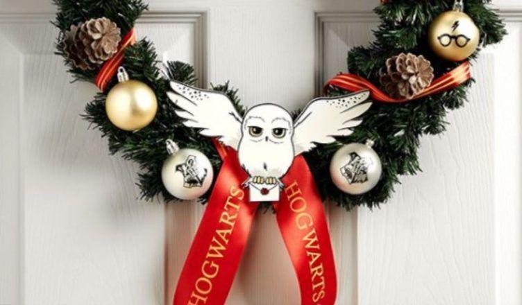 Esta corona de Harry Potter de Primark es el gran descubrimiento de la Navidad