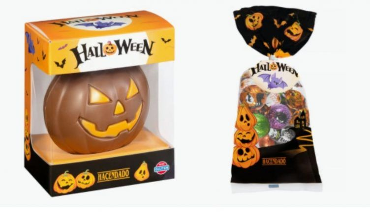 Golosinas de Halloween de Mercadona en 2020