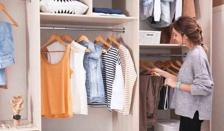 Los 5 mejores trucos de los gurús del orden para el cambio de armario