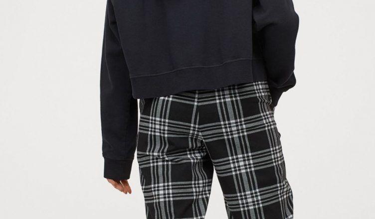 Un 10 para este pantalón tobillero de H&M