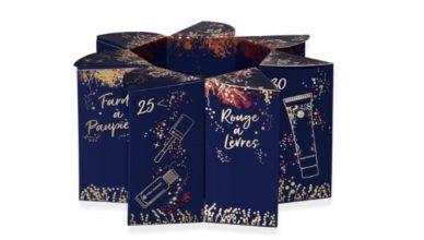 Así es el nuevo Calendario de Maquillaje de Año Nuevo de Yves Rocher