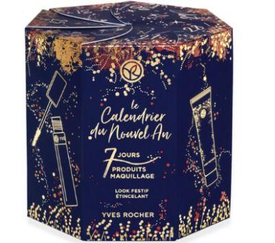 Calendario de Maquillaje de Año Nuevo de Yves Rocher