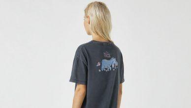 Camisetas de Pull and Bear al 50 descuento