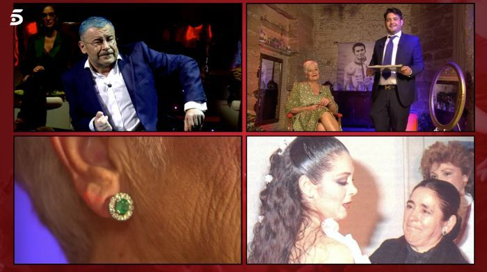 Cuánto valen las esmeraldas de Paquirri que ahora tiene Teresa Rivera