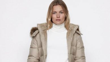 El mejor abrigo de plumas de Zara ahora tiene un 40% de descuento