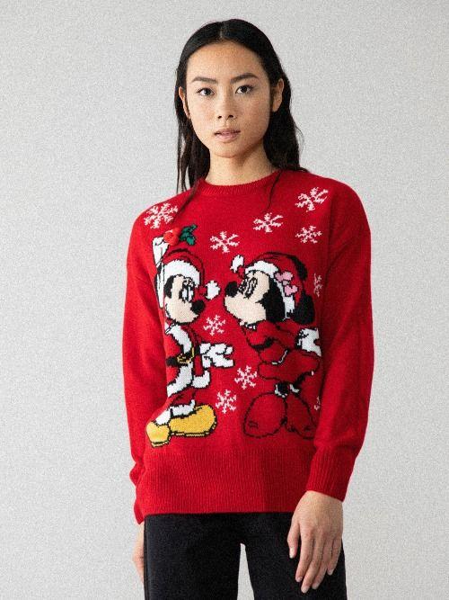 Jerséis navideños de Lefties - Disney