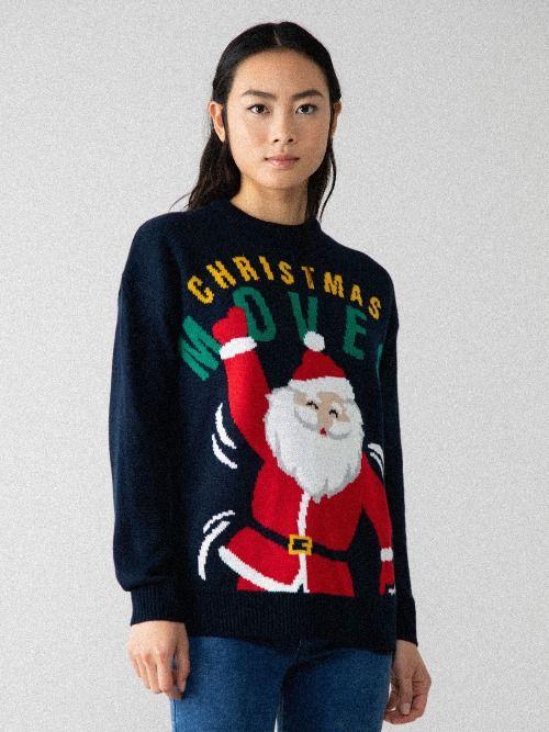 Jersey navideño de Papa Noel