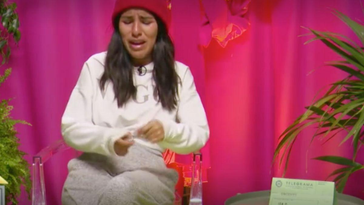 Las lágrimas de Isa Pantoja en La Casa Fuerte tras el plantón de su madre