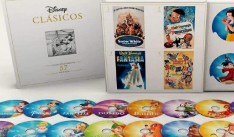 Pack Clásicos Disney Navidad