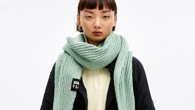 Esta es la bufanda que todas necesitamos para ir súper calentitas este invierno