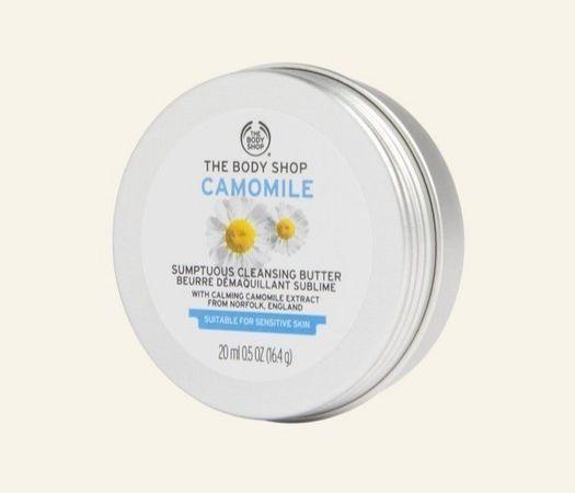 Productos más vendidos de The Body Shop en 2020