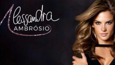 Nueva colección de Alessandra Ambrosio