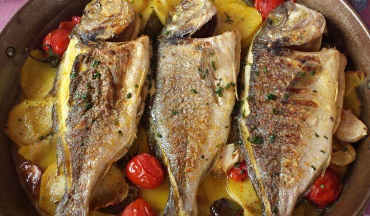 Pescados más saludables Navidad