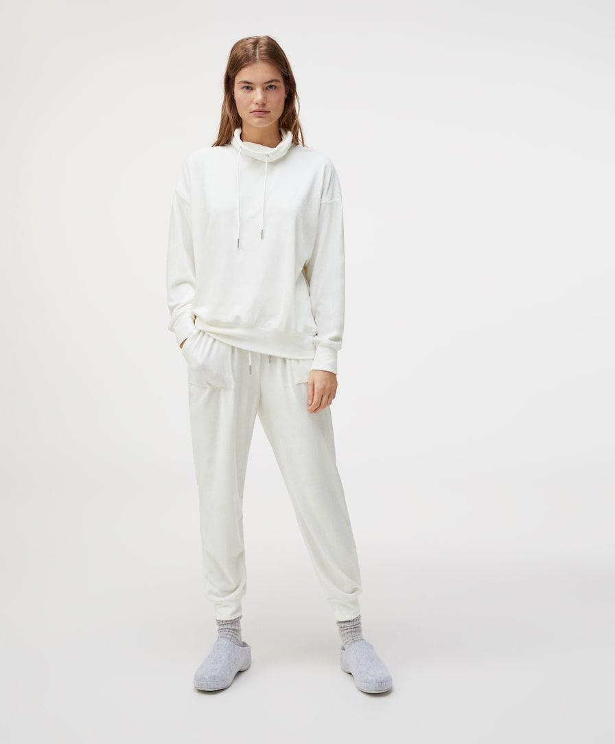 Pijamas polares de Oysho
