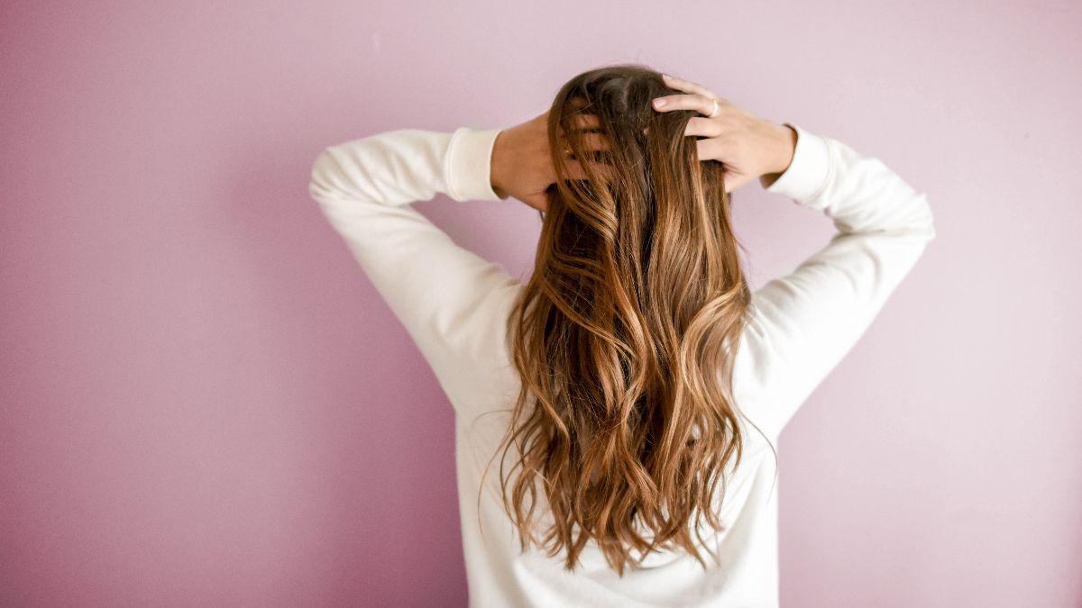 Mascarilla casera de café para el pelo