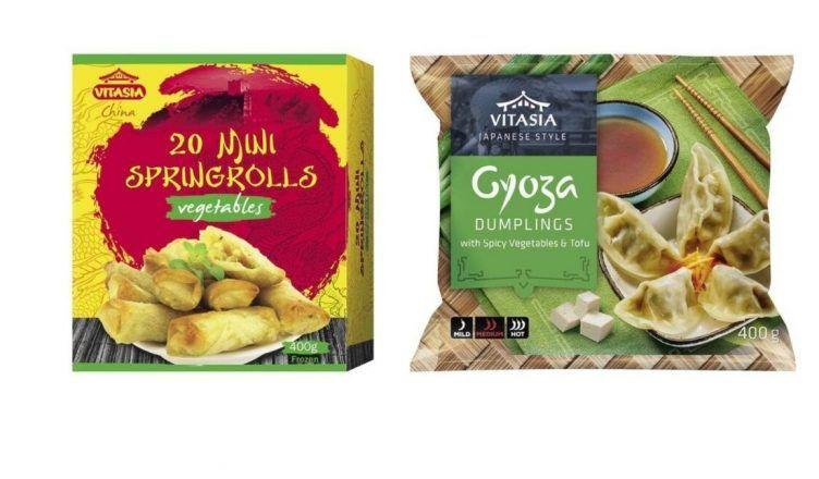 Productos asiáticos de Lidl
