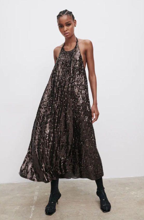 Vestidos de Zara en rebajas