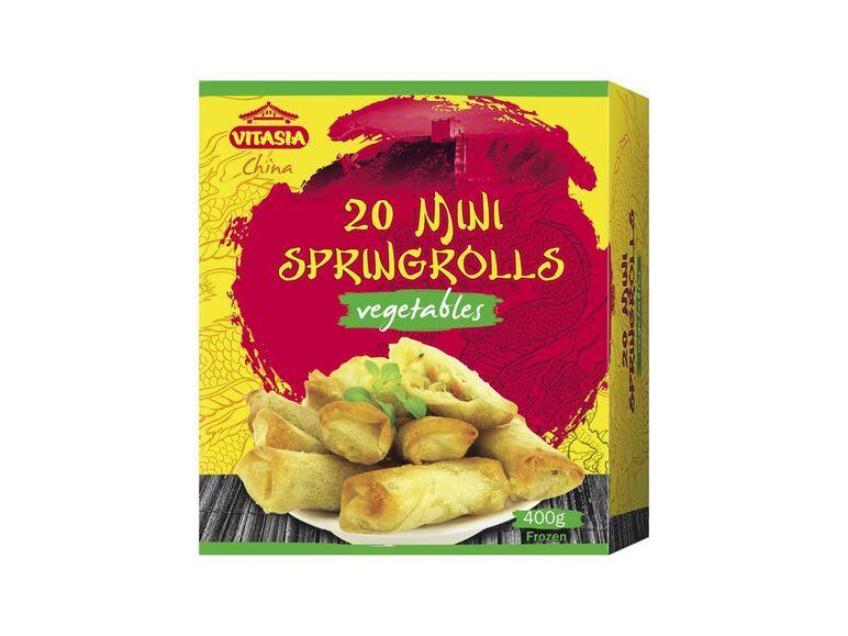 Productos asiáticos en Lidl