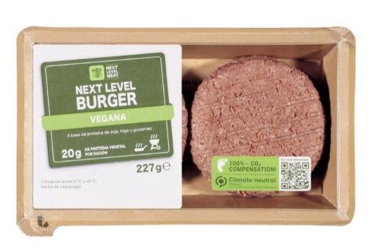 Productos veganos Lidl