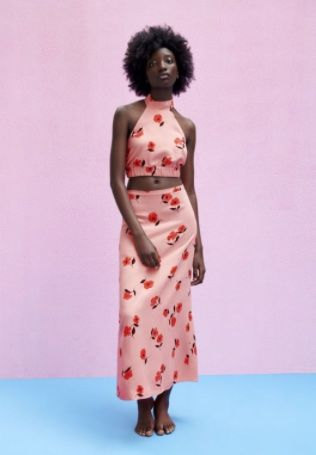 Faldas rebajas de verano 2021 de Zara
